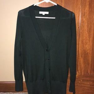 LOFT Long Sleeve Cardigan